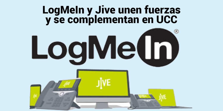 Logmein Y Jive Unen Fuerzas Y Se Complementan En Ucc